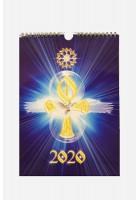 Календарь перекидной. 2020 г.